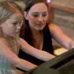 First Piano Recital in Newport Beach 2012
