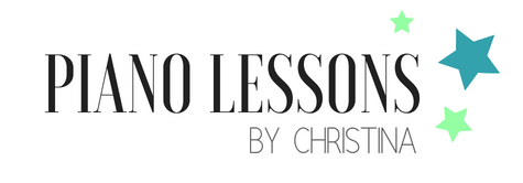 Piano Lessons by Christina