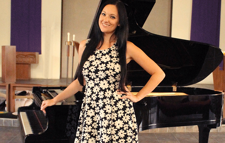 Long Beach Piano Teacher Christina Lopriore
